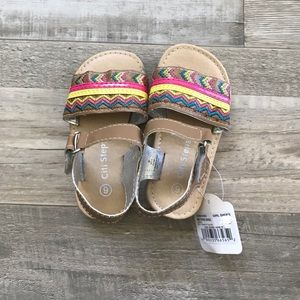 Other - Infant Baby Girl Tribal Sandals